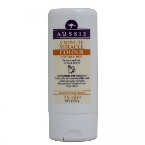 Tratament Aussie 3 Minute Miracle Colour Deep Conditioning