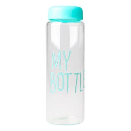 Sticlă de apă pentru sală