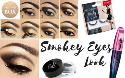 Machiajul Smokey Eyes